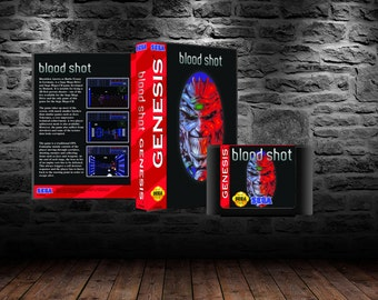 Blood Shot - First Person Shooter Action - GEN - Battle Frenzy
