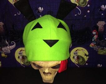 Invader Zim Gir Inspired  Costume Hat