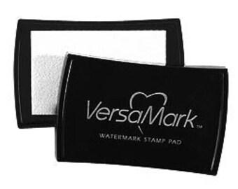 Tsukineko Versamark EMBOSS INK PAD Watermark