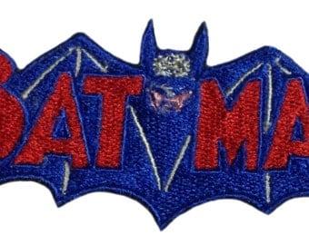 Batman patch sew on batman patches iron on embroidery batman appliques sew on hero patches sew on hero appliques superhero patches iron on