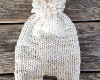 Handmade Knitted Toques