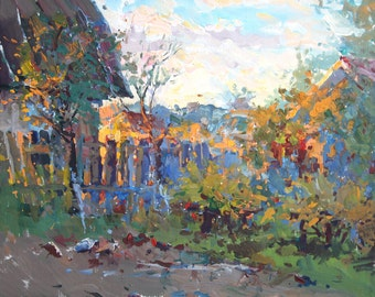 "Painting ""Evening"""