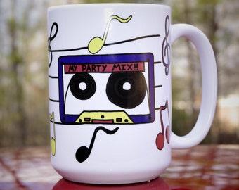 Music to My Ears Coffee Mug