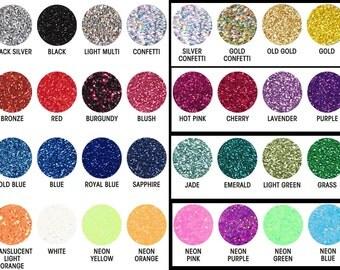 Glitter Options Add On