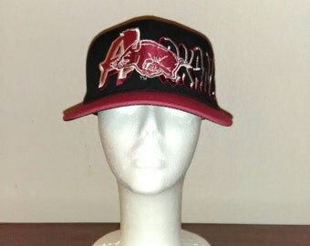 Arkansas Razorbacks vintage hat