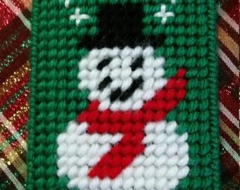 Snowman Christmas Gift Card Holder
