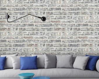 Dereham Photo Realistic Brick Effect Wallpaper