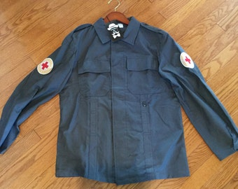 German Red Cross Shirt/Jacket ( Size 42)