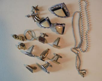 Lot of Vintage Jewelry Mixed Lot