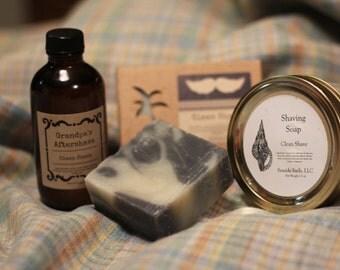 Shaving Gift Set, Man Soap Gift Set