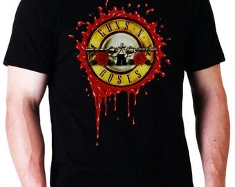 Guns N' Roses T-Shirt B (Ready to ship)