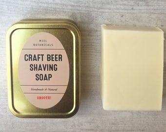 XXL Shaving Soap Craft Beer