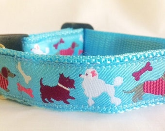 Small Breeds Poodle Dachshund Terrier Dog Collar