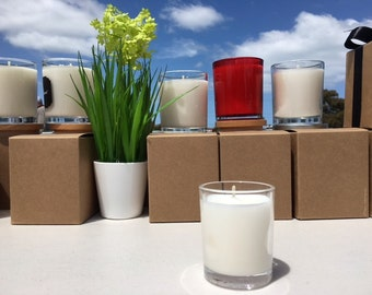 Small Soy Candles