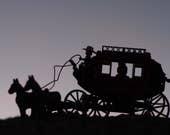 Stagecoach Dusk