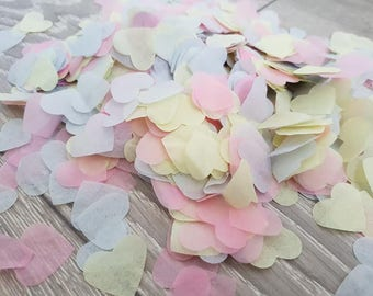 Aquamarin-Pink-Berill beautiful colors confetti variation/ Wedding /Birthday /Baby showers throwing and table decor.
