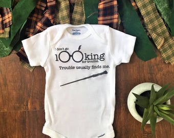 Harry potter baby, harry potter onesie®, harry potter gift, harry potter party supplies, harry potter baby shower, newborn baby boy clothes