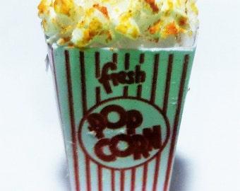 1:12th Popcorn Dolls House Miniature Food Accessories