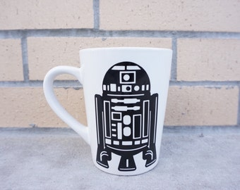 Starwars Coffee Cup - R2D2