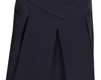 Blue elegant skirt for girls. Size 116