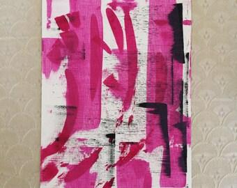 Pink Notecard Set