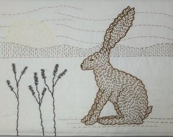 Kantha Winter Hare Kit