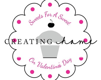 Valentine's Sweets Labels