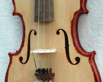 White Face Fiddle, 4/4 size violin