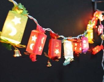 Candy Lantern Fairy Lights Battery Led Lights Decorative Hanging Lights Indoor string lights String Lights Decor