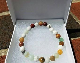 Mix it up energy bracelet