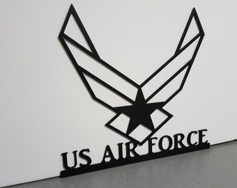 U.S. Air Force Metal Sign/Cutout
