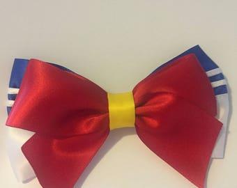Sailor moon hair bow