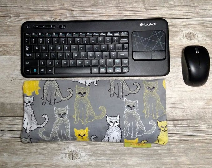 Cute Cat Computer Laptop Arm, Wrist, Elbow Support