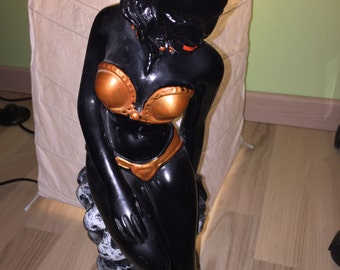 Statue Pin-Up black