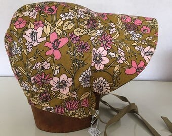 Bonnet, Skärmhätta 2-3 years (size 50 cm)