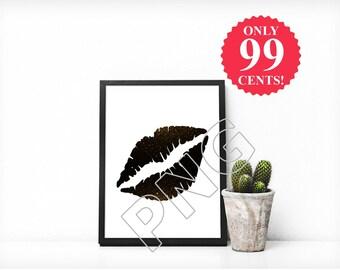 Make Up Wall Art,Lipstick Decor,Lipstick Wall Art,Makeup,Lip,Makeup Vanity,Bathroom Vanity,Lips Digital Download,Downloadable Print Bathroom