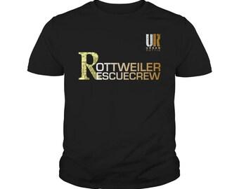 URBAN ROTTIE© Youth Rottweiler Rescue Crew Tee,rottweiler t-shirt,rottweiler tees,rottie tees,rottweiler shirts,rottweiler fans,rottweilers
