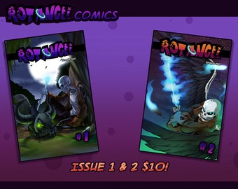 Rot Angel issue 1 & 2