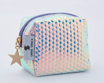 Iridescent Glitter Bag