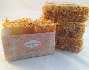 Blissful Cold Process Soap