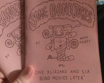 Some Bond Jokes