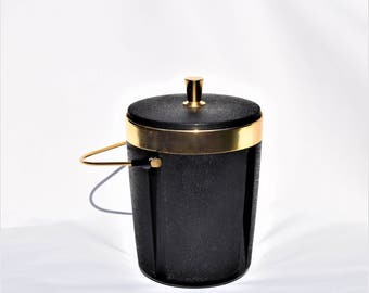 Danish Mid Century Modern Ice Bucket