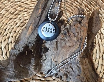 River Hippie Diffuser Necklace