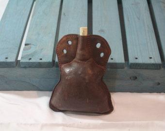 Bespoke Leather Bota Bag