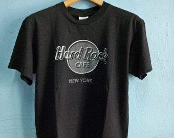 Vintage T-Shirt Hard Rock Cafe New York