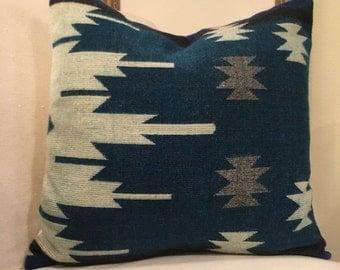 Ecuadorian Alpaca Wool Throw Pillows