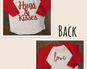 Kids Hugs and Kisses with Love