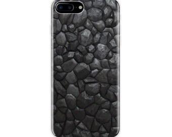 iPhone Phone Case Classic Soft Case Rocky