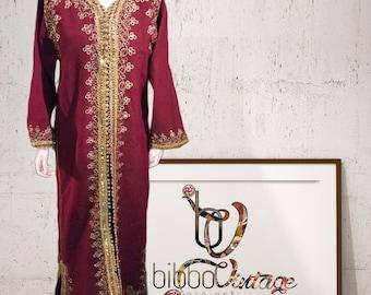 Arabic dress years 70