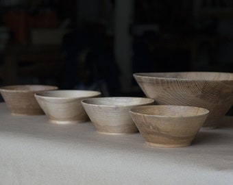 Ash Salad Bowl Set
